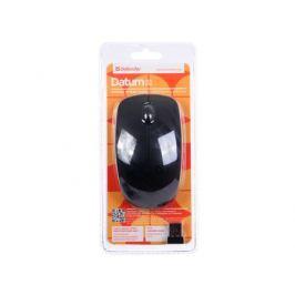 Мышь Defender Datum MM-035 черный,3 кнопки,800-1600 dpi IR-лазерная