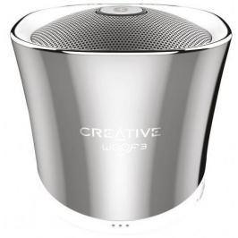 Портативная акустика Creative Woof 3 хром