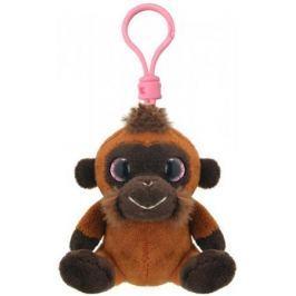 Мягкая игрушка обезьянка Wild Planet K8178 9 см коричневый искусственный мех пластик K8178