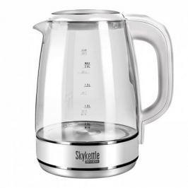 Чайник Redmond SKYKETTLE G201S 2200 Вт белый 1.7 л стекло