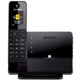 Телефон DECT Panasonic KX-PRL260RUB АОН, Caller ID 50, Color TFT, BT, Lighting Charging, Автоответчик