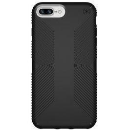 Чехол Speck Presidio Grip для iPhone 8/7/6S/6 Plus. Материал прорезиненный пластик. Цвет: черный.