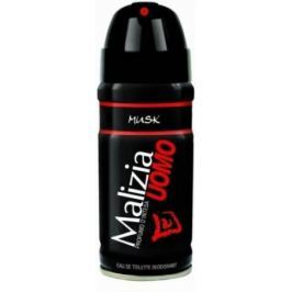 MALIZIA Дезодорант мужской BODYSPRAY MUSK 150мл