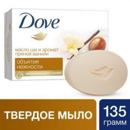 DOVE Крем-мыло Объятия нежности 135гр