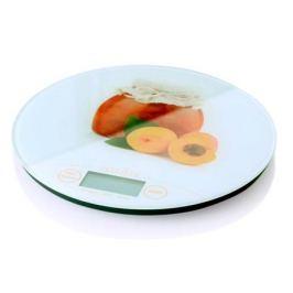 Электронные кухонные весы SMILE KSE 3216 (электрон.) персик