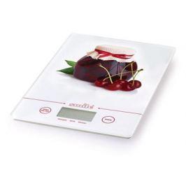 Электронные кухонные весы SMILE KSE 3219 (электрон.) вишня