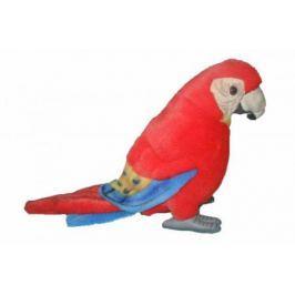 3741 Попугай Ара, красный, 20 см