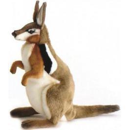 Мягкая игрушка Hansa Луннокоготный валлаби, 36 см