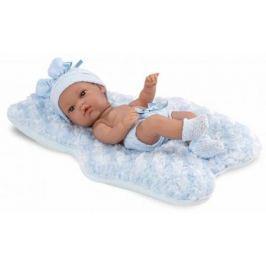 Arias ELEGANCE кукла винил. 33 см. с голубой подстилкой, в кор. 28*41*20,5 см.
