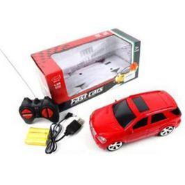 Машинка на радиоуправлении Shantou Gepai 637166 красный от 3 лет пластик, металл