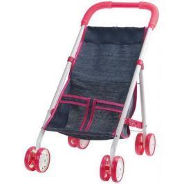 1toy коляска прогулочная для куклы