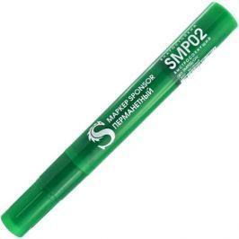 Маркер перманентный SPONSOR SMP02/GN 2 мм зеленый SMP02/GN