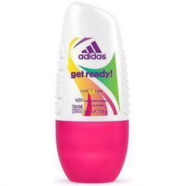 Adidas Get ready! дезодорант- антиперспирант ролик для женщин 50мл