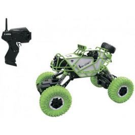 1toy Драйв, раллийная машина бигвил на р/у, 2,4GHz, 4WD, масштаб 1:43, скорость до 14км/ч, курковый 8887856109475