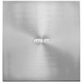 Внешний привод DVD±RW ASUS SDRW-08U9M-U/SIL/G/AS/P2G USB 2.0 серебристый 90DD02A2-M29000