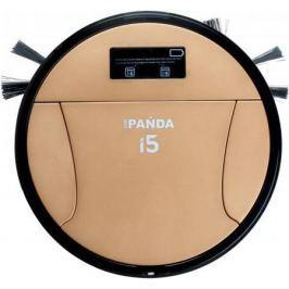 Робот-пылесос Panda i5 сухая влажная уборка золотистый