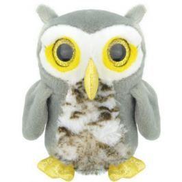 Мягкая игрушка сова Wild Planet Совенок K7842 15 см искусственный мех текстиль пластик