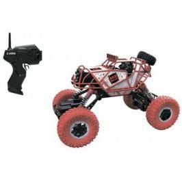 1toy Драйв, раллийная машина бигвил на р/у, 2,4GHz, 4WD, масштаб 1:43, скорость до 14км/ч, курковый 8887856109468
