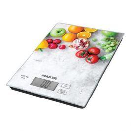 Весы кухонные Marta MT-1636 летний микс