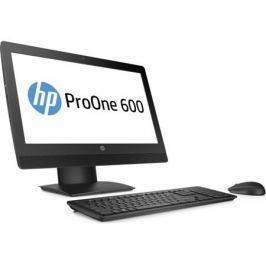 Моноблок HP ProOne 600 G3 (2KR76EA) i3-7100 (3.9) / 4Gb / 1Tb / 21.5