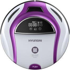 Пылесос-робот Hyundai H-VCRQ70 белый фиолетовый