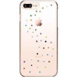 Чехол Bling My Thing для iPhone 8 Plus, с кристаллами Swarovski. Материал пластик. Коллекция Milky W