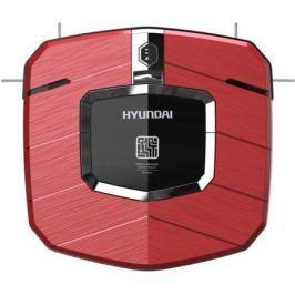 Пылесос-робот Hyundai H-VCRX50 красный черный