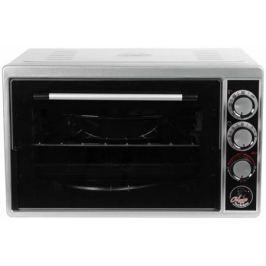 Мини-печь Чудо Пекарь ЭДБ-0123 серебристый металлик