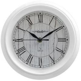 Часы настенные Вега П 6-7-31 белый