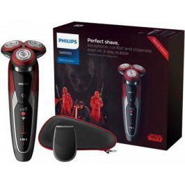 Бритва Philips SW9700/67 красный черный