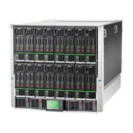 Серверный корпус XL-ATX HP BLc7000 Platinum Enclosure w/1 Phase 2 Pwr Supplies 4 Fans ROHS Trial IC