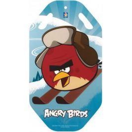 Ледянка 1Toy Angry Birds пластик голубой Т57212