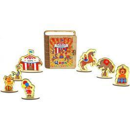 Развививающая игрушка Wood Toys настольный театр Цирк
