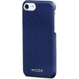 Чехол-накладка dbramante1928 London для iPhone 8/7/6s/6. Материал натуральная кожа/пластик. Цвет син