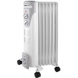 Масляный радиатор Vitek VT-1708(W) 2000 Вт белый