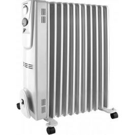 Масляный радиатор Vitek VT-2128(W) 2300 Вт белый