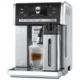 Кофемашина DeLonghi ESAM 6904 M 1350 Вт серебристый
