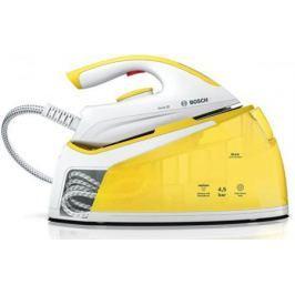 Утюг Bosch TDS2120 2400Вт желтый белый