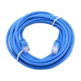 Сетевой кабель 15м UTP 5е, литой patch cord синий Aopen [ANP511_15M]