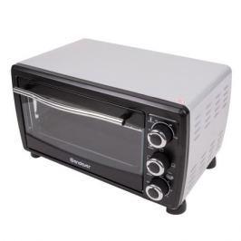 Мини-печь Endever Danko 4008, черный, 18 литров, 1500 Ватт, таймер 60 мин, темп. до 250 градусов, три режима приготовления