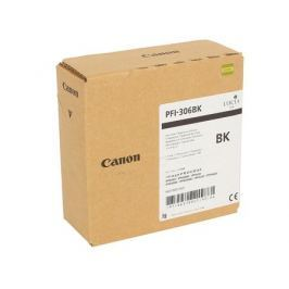 Картридж Canon PFI-306 BK для плоттера iPF8400SE/8400S/8400/9400S/9400. Чёрный. 330 мл.