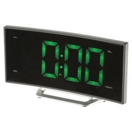 Часы с радиоприемником MAX CR-2905g Зеленый LED дисплей 1.8