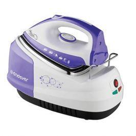 Парогенератор Endever Skysteam-734, белый/фиолетовый
