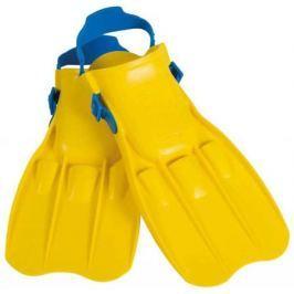 Ласты для плавания Юниор 8-11 лет Intex 55932 (желтый)