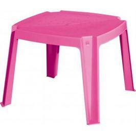 Столик детский без карманов (розовый)