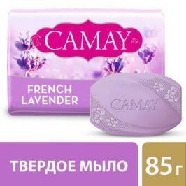 CAMAY Мыло туалетное Французская лаванда 85г