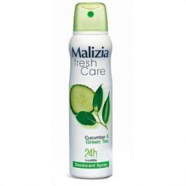 Дезодорант-антиперспирант Malizia Cucumber&Green tea 150 мл