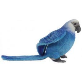 Мягкая игрушка Hansa Голубой Ара, 27 см 6790