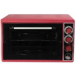 Мини-печь Чудо Пекарь ЭДБ-0123 красный