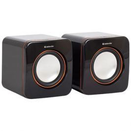 Колонки Defender SPK-530 Black 2x2W USB интерфейс